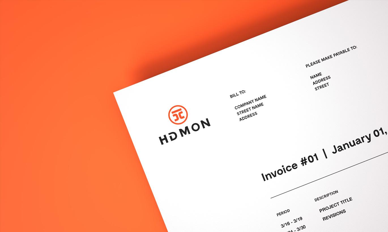 nhận diện thương hiệu HDMon 4