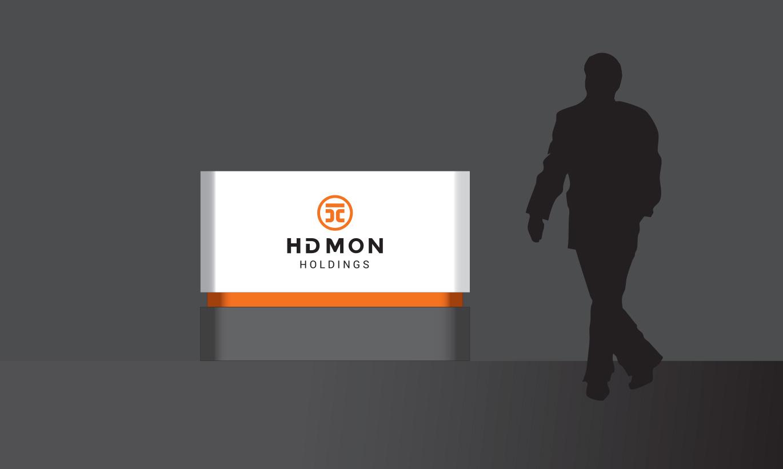 nhận diện thương hiệu HDMon 5