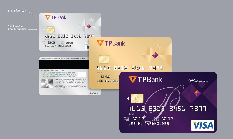 thiết kế thẻ ngân hàng TPBank