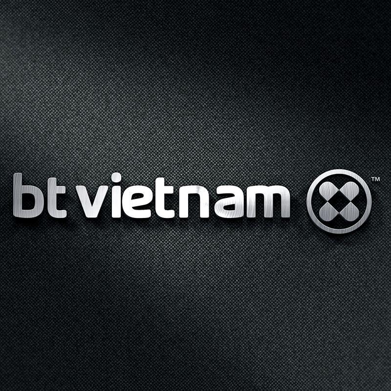 Bộ nhận diện thương hiệu BT Việt Nam 1