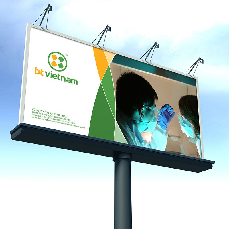 Bộ nhận diện thương hiệu BT Việt Nam 5