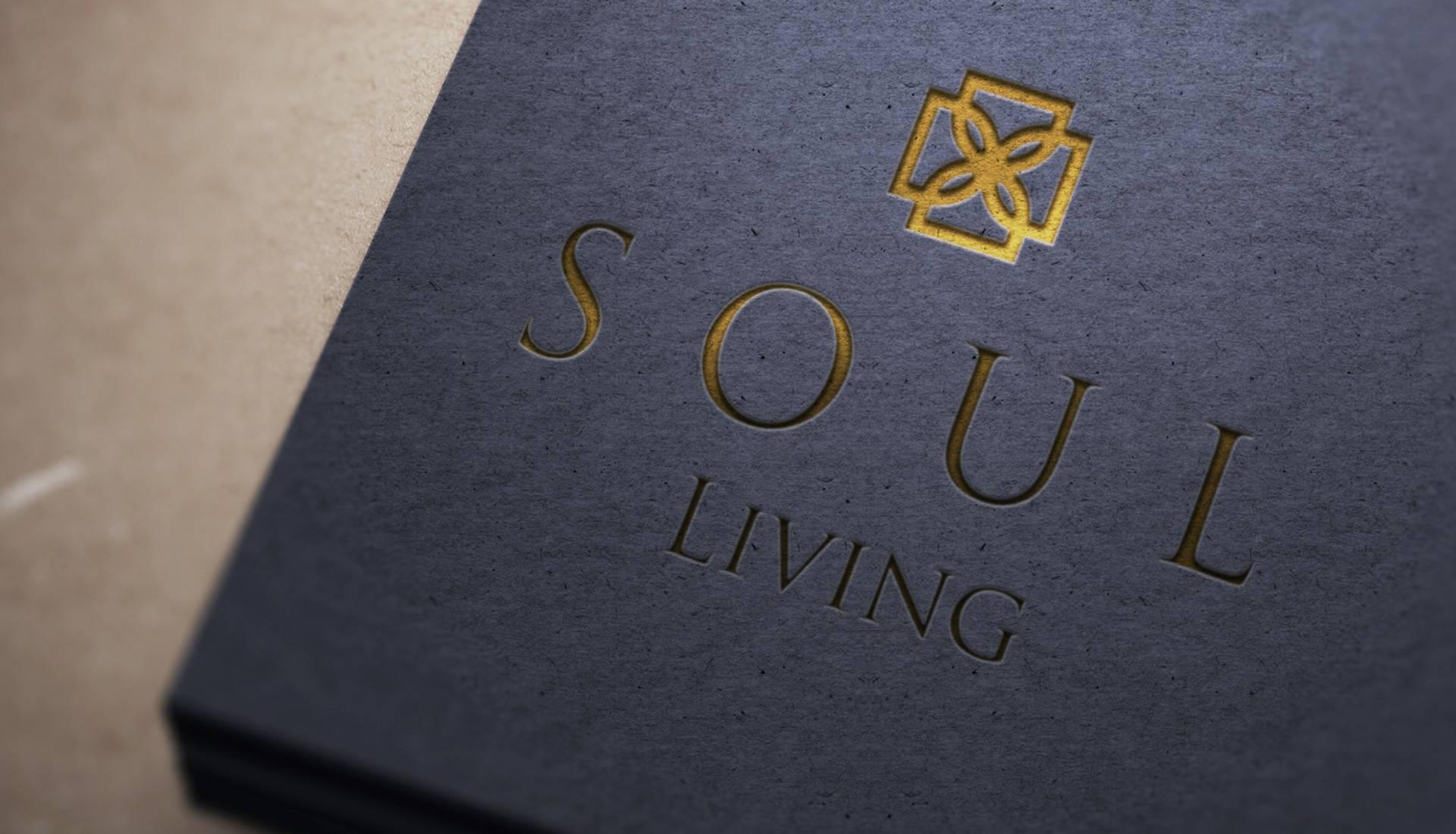 dự án thiết kế thương hiệu soul living