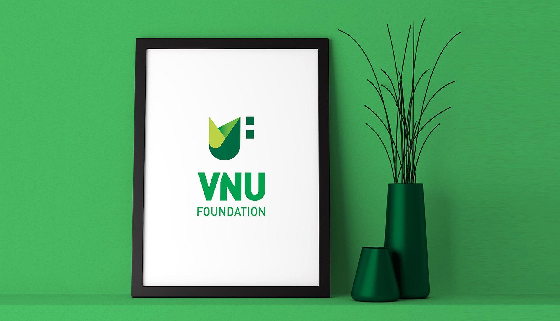 dự án thiết kế thương hiệu VNU