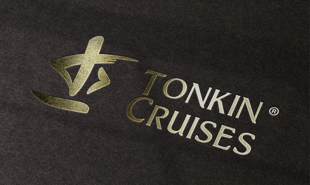 thiết kế logo nhận diện thương hiệu Tonkin Cruises 12