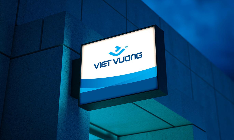 thiết kế Logo và bộ nhận diện thương hiệu Việt Vương 3