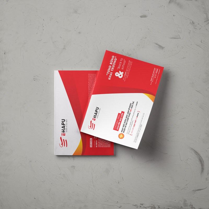 ứng dụng thiết kế bộ nhận diện thương hiệu ehapu 2
