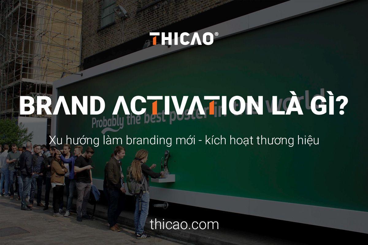 brand activation là gì