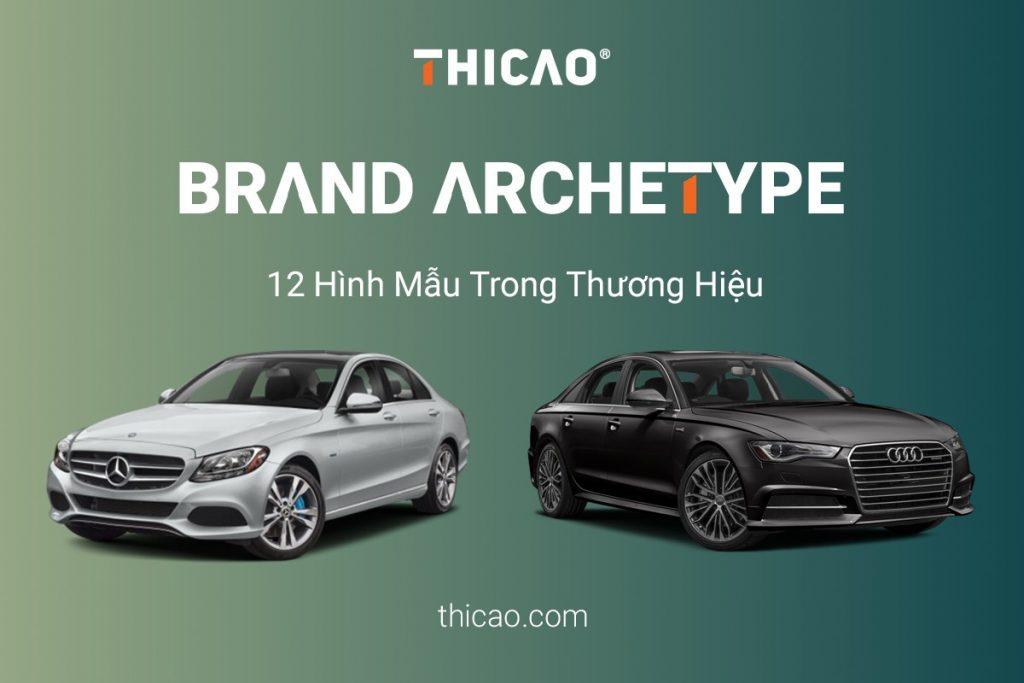 brand archetype hình mẫu trong thương hiệu