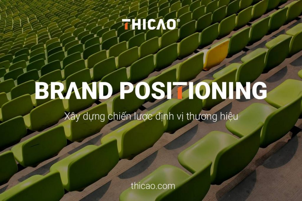 brand positioning định vị thương hiệu