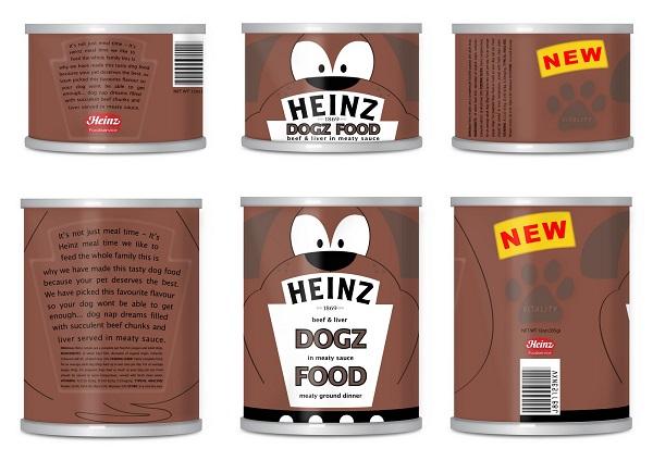 thương hiệu heinz pet food
