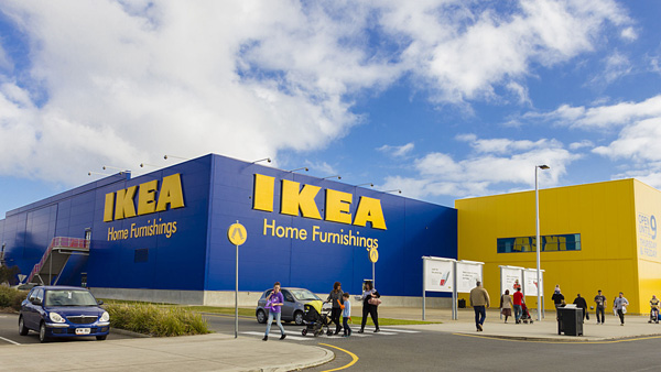 cách IKEA đặt tên sản phẩm