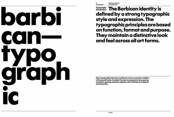 cẩm nang thương hiệu Barbican 2