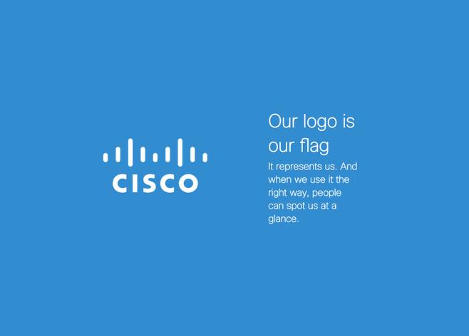 cẩm nang thương hiệu Cisco 1