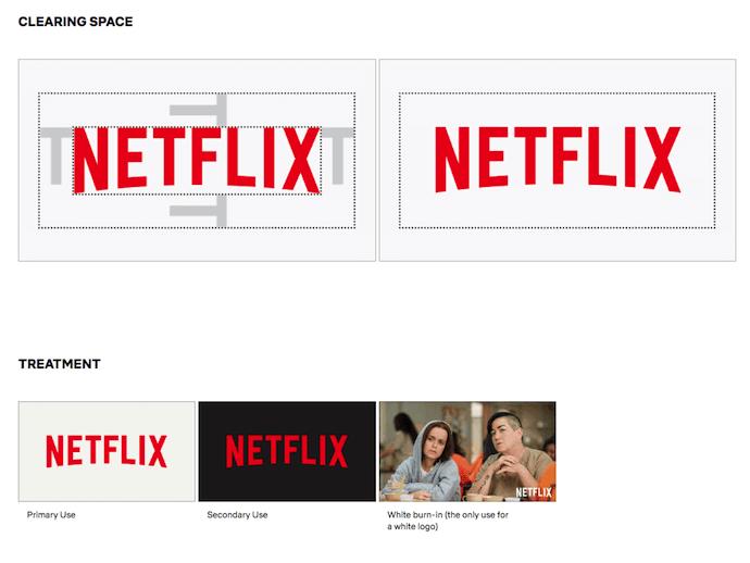 cẩm nang thương hiệu Netflix