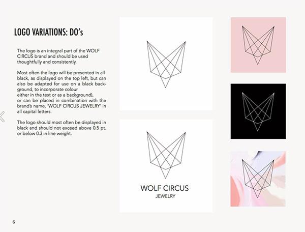 cẩm nang thương hiệu Wolf Circus Jewelry 1