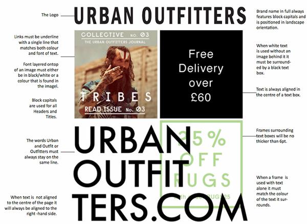 cẩm nang thương hiệu urban outfitter