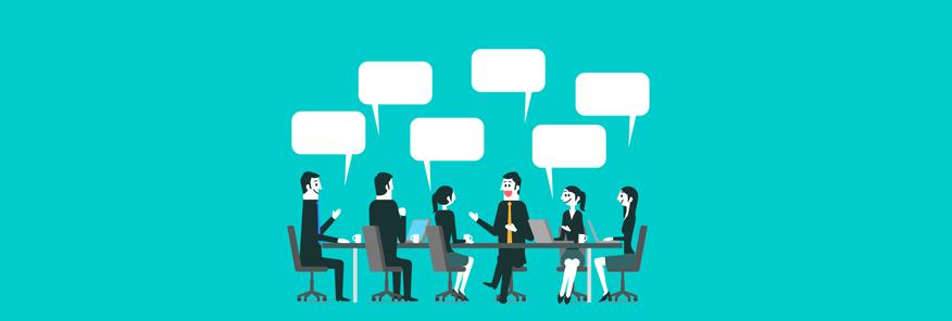 giữ sự tương tác với khách hàng và đối tác