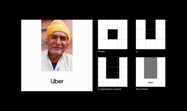 hệ thống bố cục của uber