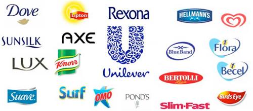 house of brands thương hiệu unilever