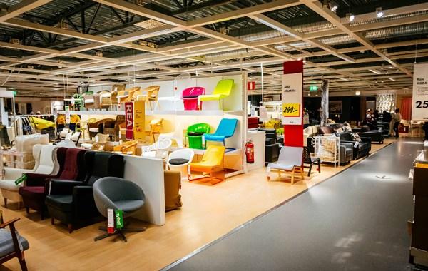 IKEA đặt tên sản phẩm theo địa điểm