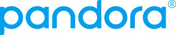 pandora wordmark