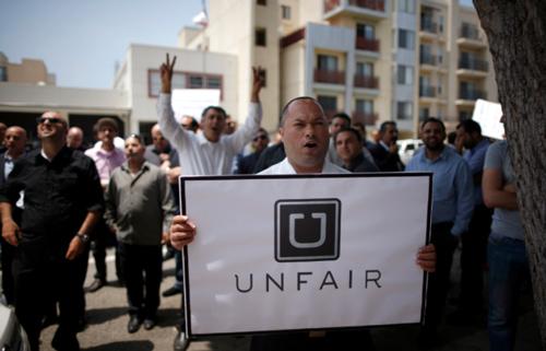 quản trị khủng hoảng của Uber