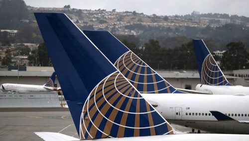 quản trị khủng hoảng của United Airlines