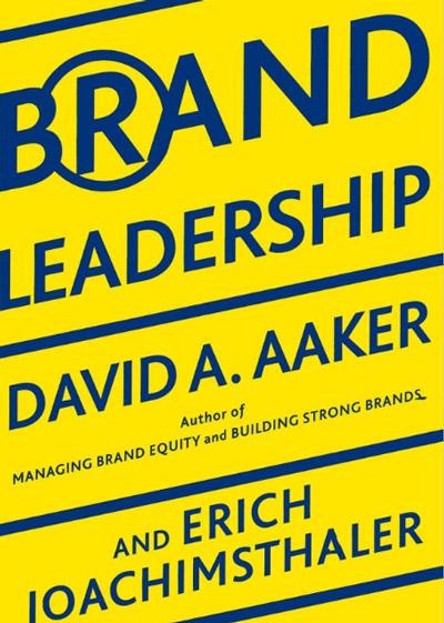 sách về brand brand leadership
