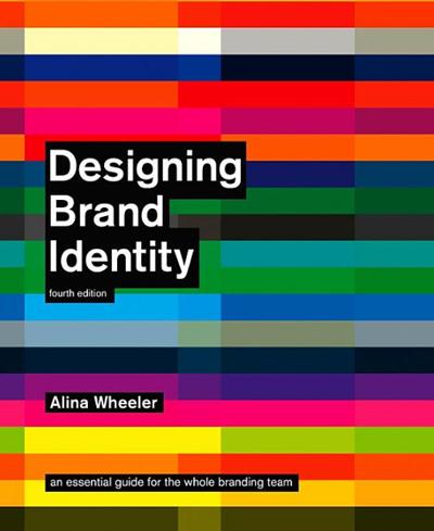 sách về brand designing brand identity