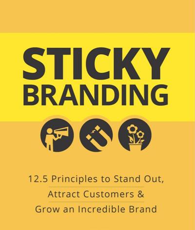 sách về brand sticky branding