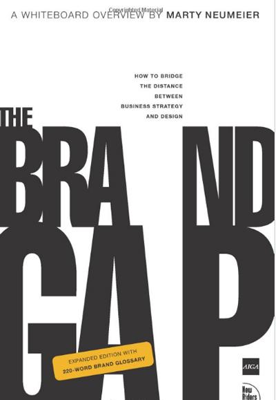 sách về brand the brand gap