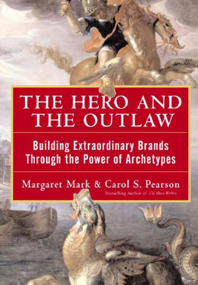 sách về brand the hero and the outlaw