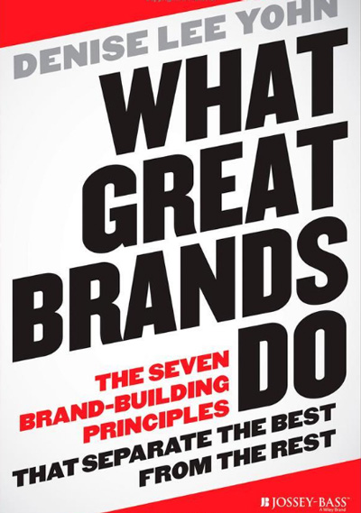 sách về brand what great brands do