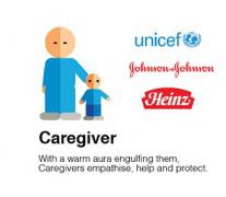 the caregiver brand archetype
