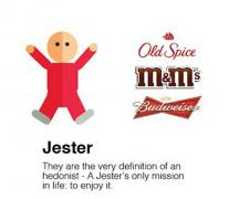 the jester brand archetype