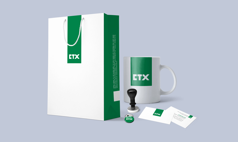 nhận diện thương hiệu CTX Holdings 4