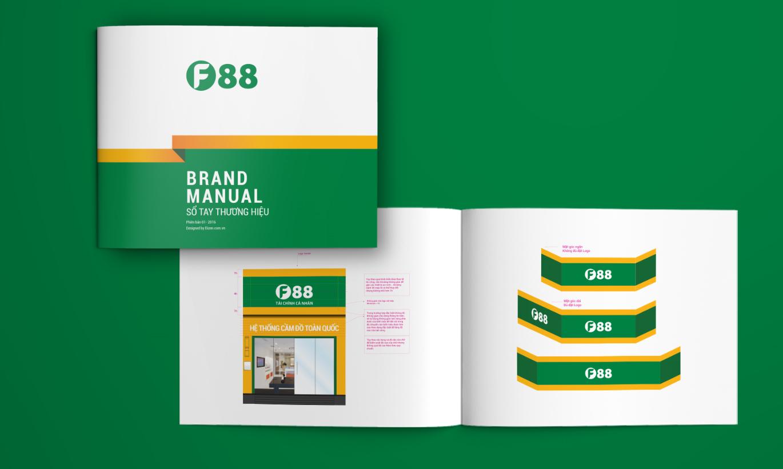 số tay thương hiệu F88