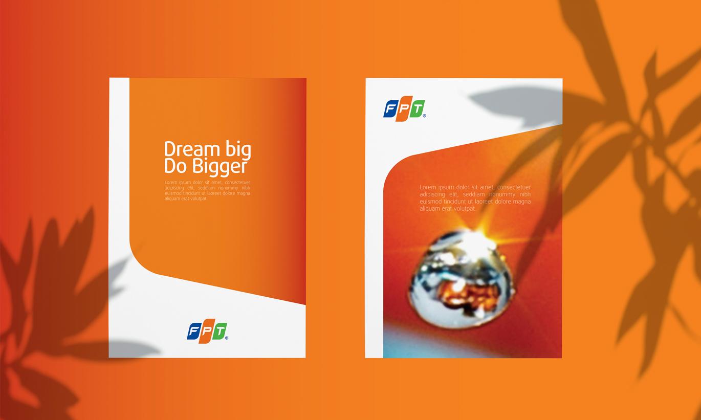 bộ nhận diện thương hiệu FPT 3
