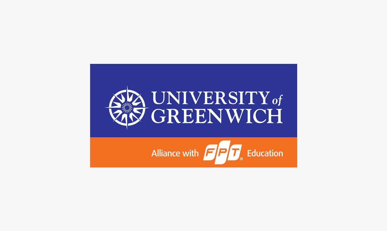 Logo FPT Greenwich 2