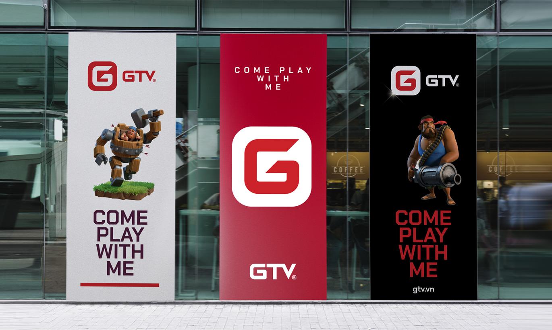 thiết kế Poster GTV 1
