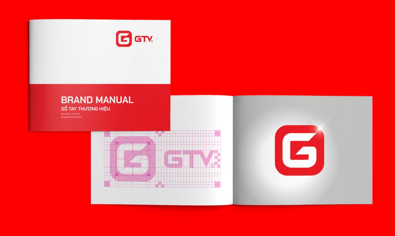 sổ tay thương hiệu GTV