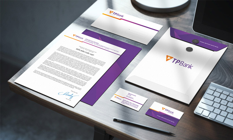 Brand Identity TPBank