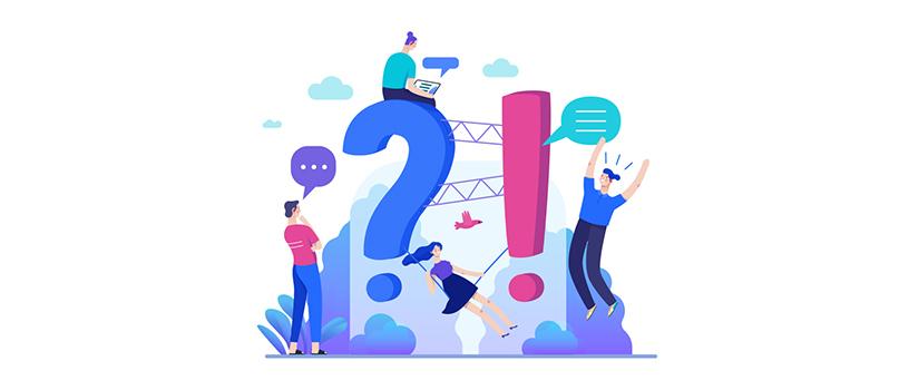 đưa ra những thông tin hữu ích FAQ