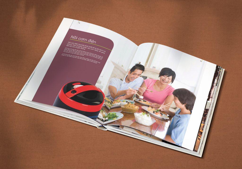 Lợi ích khi lựa chọn thiết kế Catalogue