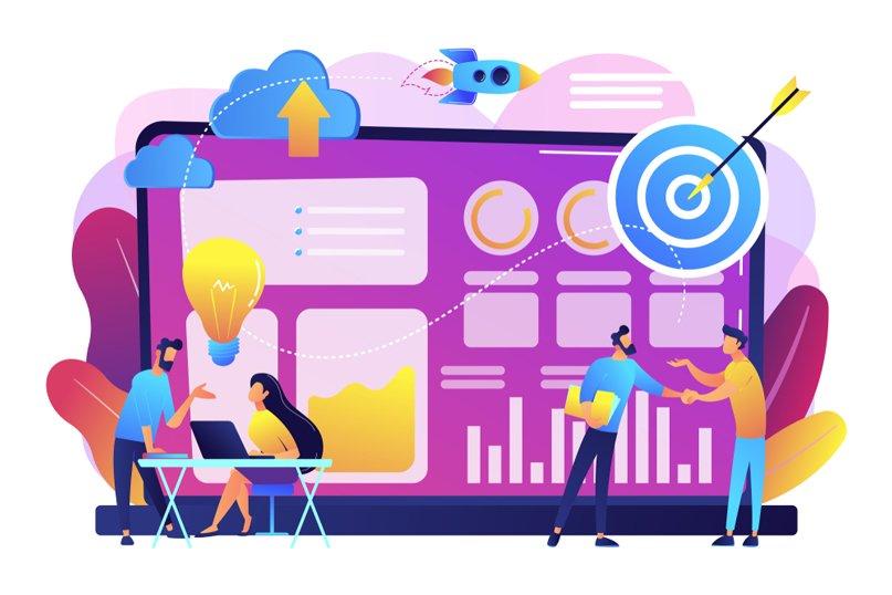 nhận diện thương hiệu xây dựng sự tin tưởng của khách hàng