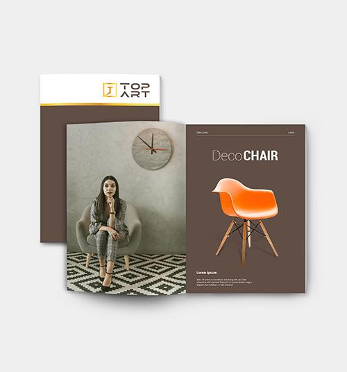 quy trình thiết kế Catalogue 1