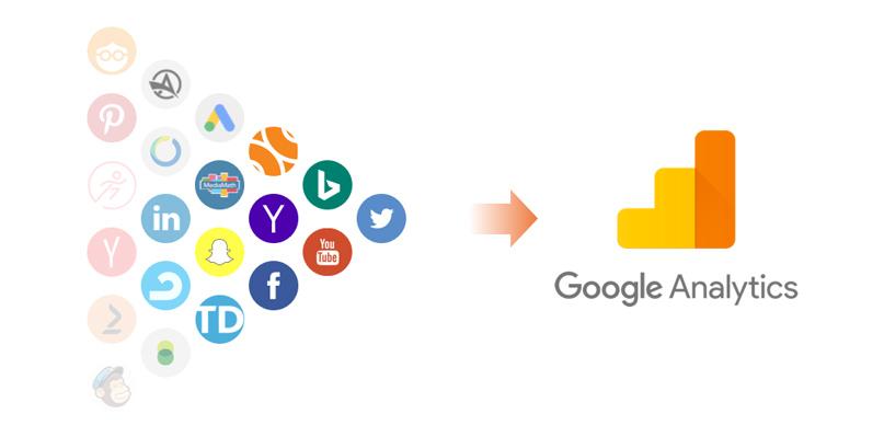 sử dụng Google Analytics đo lường