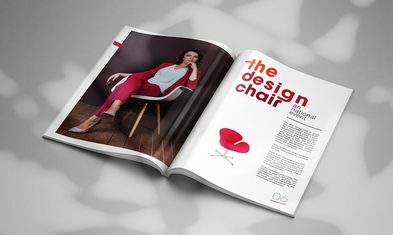 thiết kế Catalogue nội thất Soul Living 1