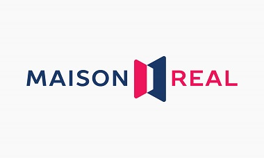 thiết kế Logo Maison Real