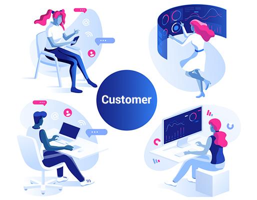 cải thiện giao tiếp với khách hàng